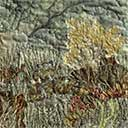Gallery of Original Landscape Art Quilt Africa Camouflage