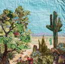Gallery of Original Landscape Art Quilt Livingon the Edge