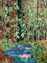 Gallery of Original Landscape Art Quilt Hidden Soul of China